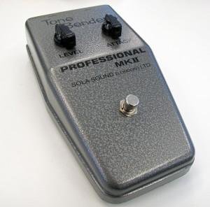 Sola Sound Tonebender MKII