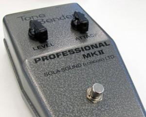 Sola Sound Tonebender MKII Destaque