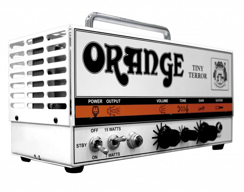Orange Tiny Terror -