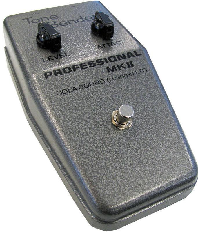 Sola Sound Tonebender-MKII