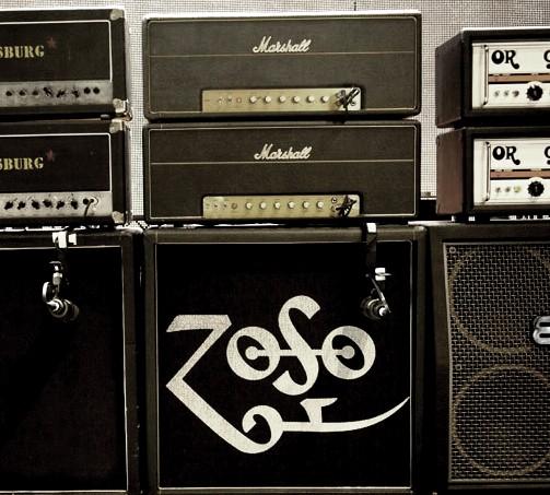 Máquinas de Gigantes | Jimmy Page – Os Amplificadores