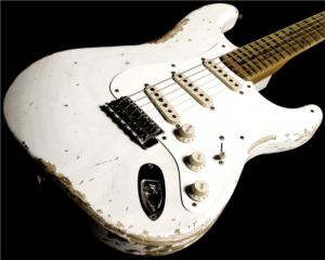 Nasce uma stratocaster. A criação de um clássico – Máquinas de Música