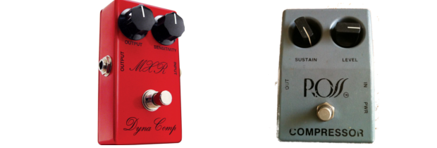 Ross e Dyna Comp compressores