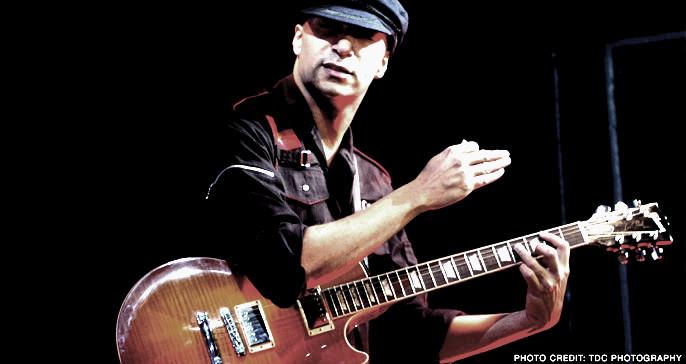 Tom Morello Audioslave Custom Gibson Les Paul