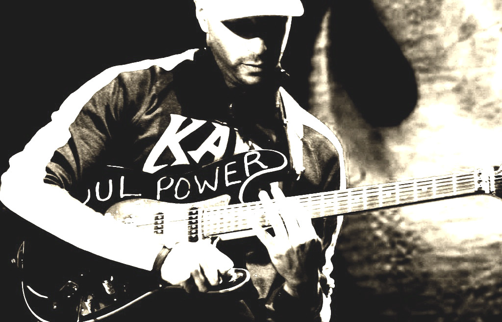 Tom Morello Soul Power Stratocaster