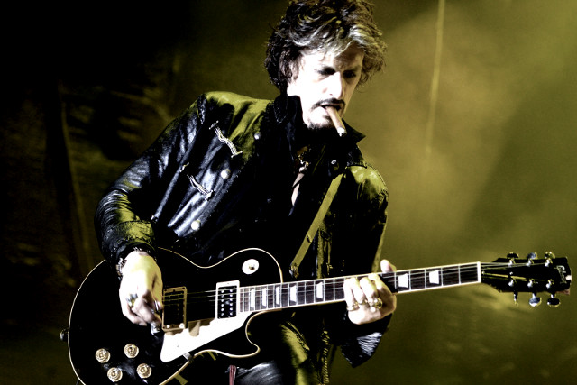 Joe Perry Aerosmith Les Paul
