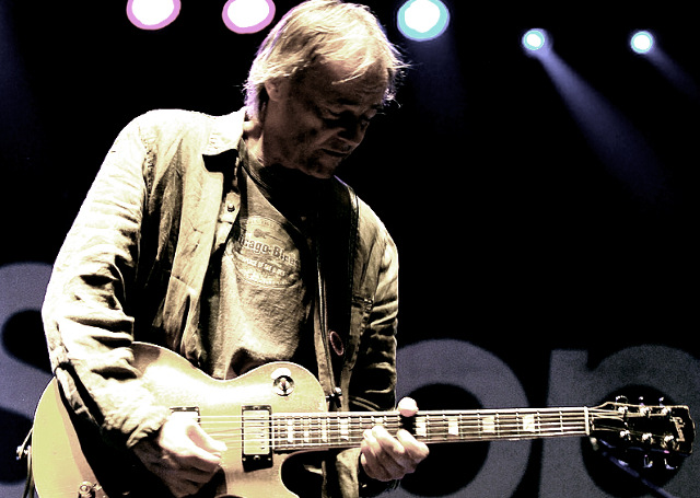 Snowy White - A outra guitarra do Pink Floyd