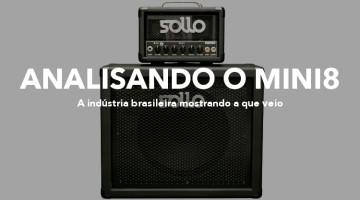 [ Análise ] Mini8 da Sollo Amps – Canal limpo