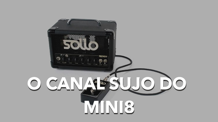 Mini8 Sollo Amps Review