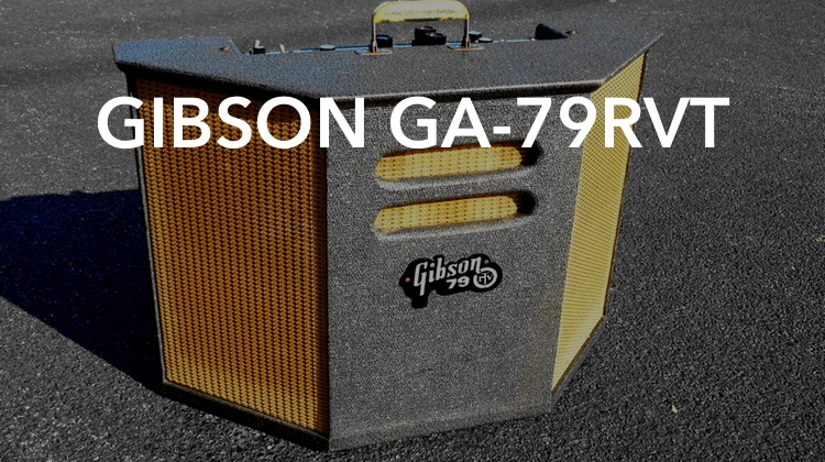 GIBSON GA-79RVT