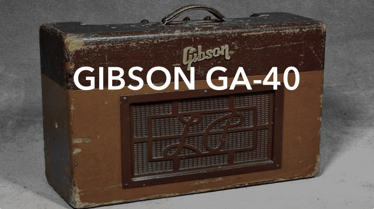 Gibson GA-40 Les Paul - 40 Watts