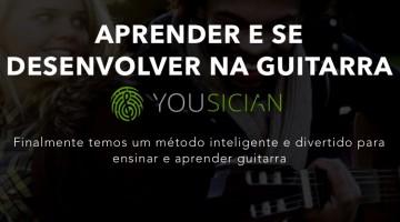 Yousician – Uma maneira divertida de se desenvolver na guitarra