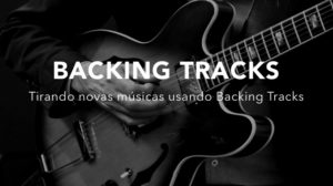 Aprender novas músicas com Backing Tracks