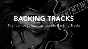 Aprender novas músicas com Backing Tracks